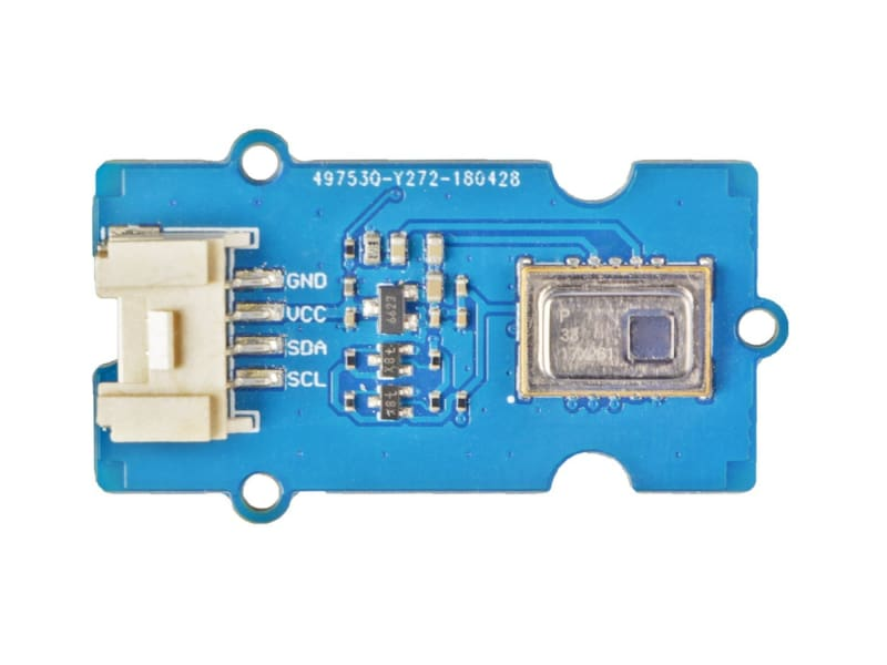 Grove - Infrared Temperature Sensor Array (Amg8833) - Temperature And Pressure
