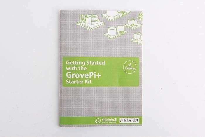 Grove Pi + Starter Kit For The Raspberry Pi - Kits