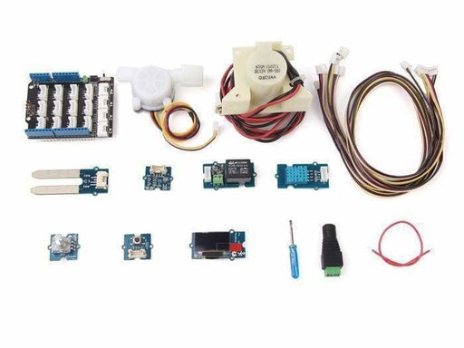 Grove Smart Plant Care Kit For Arduino - Kits
