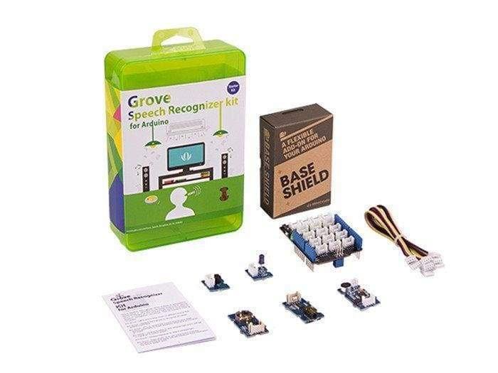 Grove Speech Recognition Kit For Arduino - Kits