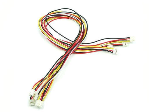 Grove - Universal 4 Pin Buckled 50Cm Cable (5 Pcs Pack) - Grove
