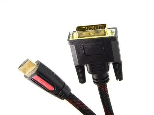Hdmi To Dvi Adapter Cable - Cables And Adapters