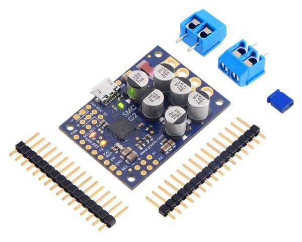 High-Power Simple Motor Controller G2 18V15 - Motion Controllers