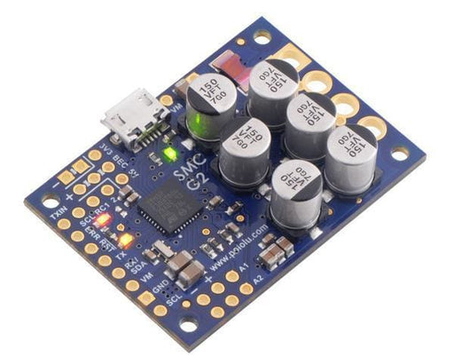 High-Power Simple Motor Controller G2 18V25 - Motion Controllers