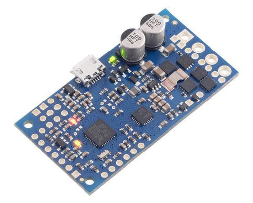 High-Power Simple Motor Controller G2 24V12 - Motion Controllers