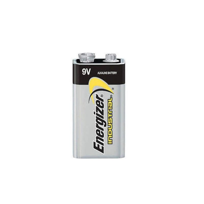 Industrial Alkaline Battery - 625Mah 9V Pp3 - Batteries