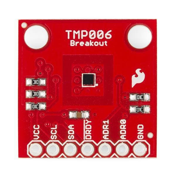 Infrared Temperature TMP006 Breakout (SEN-11859) - Infra Red