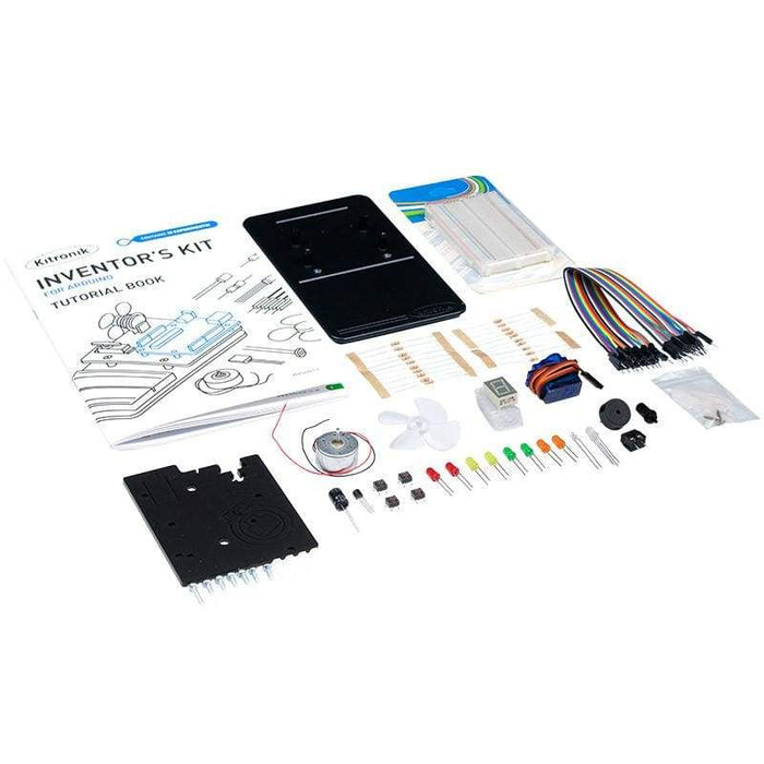 Inventors Kit for Arduino - Kits