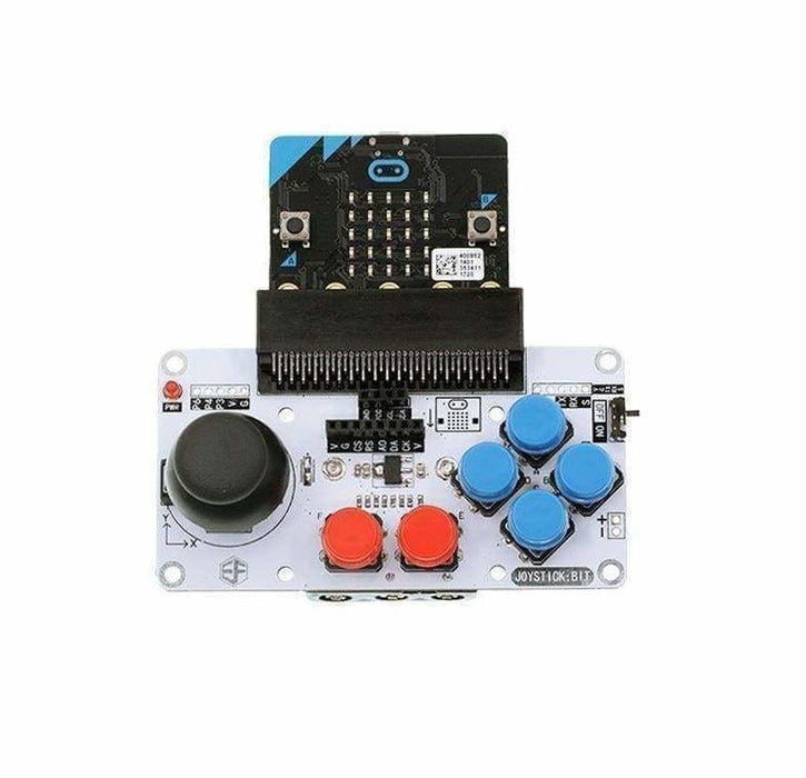 Joystick:bit For Bbc Micro:bit (Includes Acrylic Case) - Switches