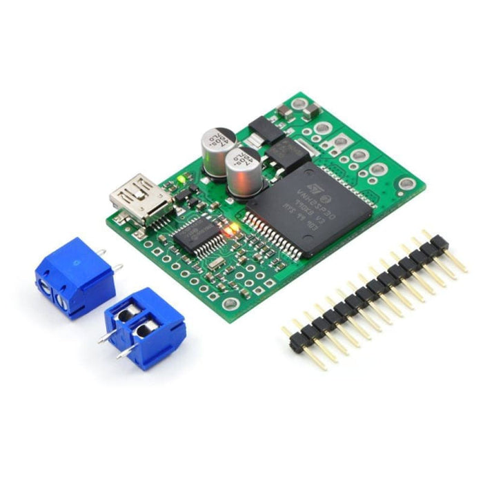 Jrk 12V12 Usb Motor Controller With Feedback - Motion Controllers