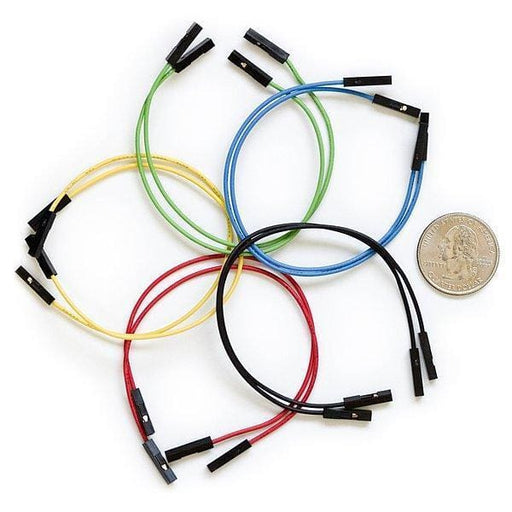 Jumper Wires - Female To Female - Cables And Adapters