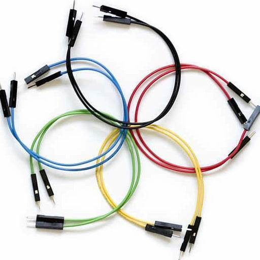 Jumper Wires - Male To Male - Cables And Adapters