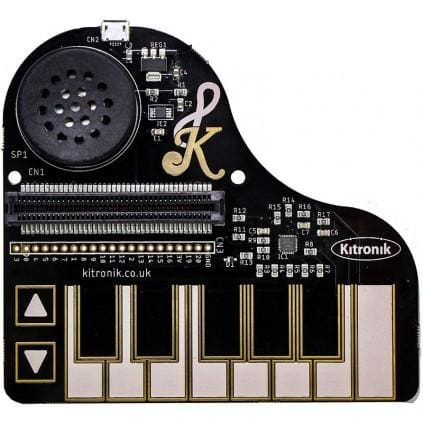:klef Piano For The Bbc Micro:bit - Audio