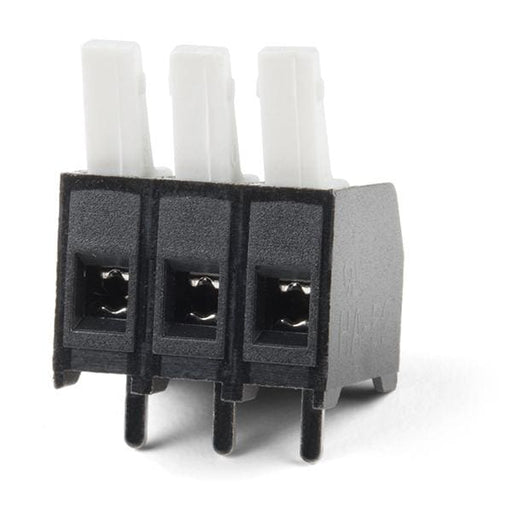 Latch Terminals - 5mm Pitch (3-Pin) - Components