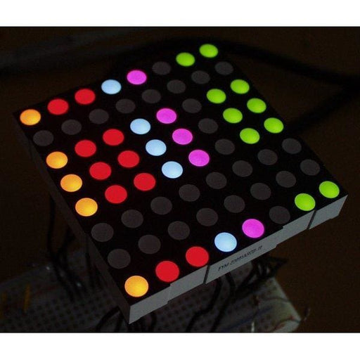 LED Matrix - Tri Colour Large - LED Displays