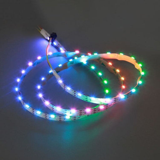 LED Side Light Strip - 1m White PCB (Adafruit NeoPixel compatible) - 60 - LEDs