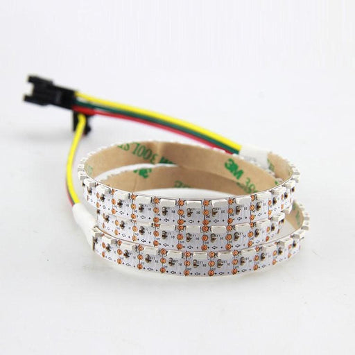 Led Side Light Strip - White - 144 Led - 1M (Adafruit Neopixel Compatible) - Leds