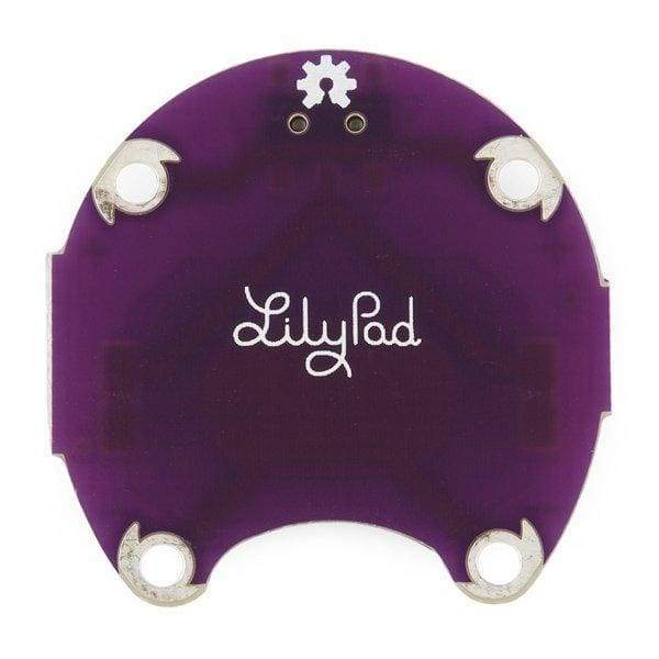 Lilypad Coin Cell Battery Holder - Switched - 20Mm - Lilypad