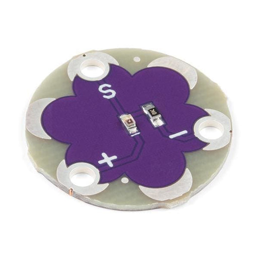 Lilypad Light Sensor (Dev-14629) - Lilypad