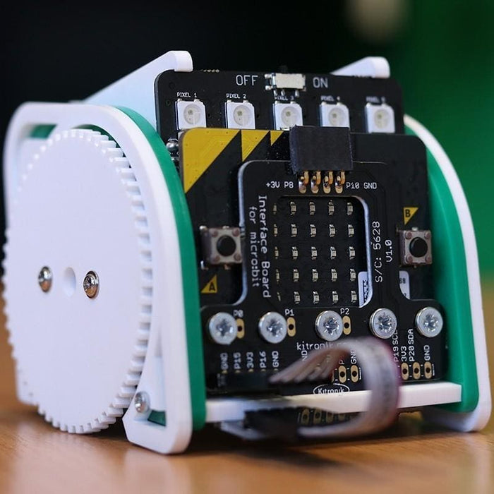 Line Following Add-On For:move Mini - Micro:bit