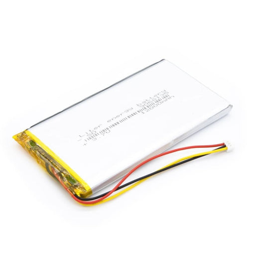 Lithium Polymer Battery - 12000mAh - Batteries