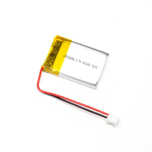 Lithium Polymer Battery - 400mAh - Batteries