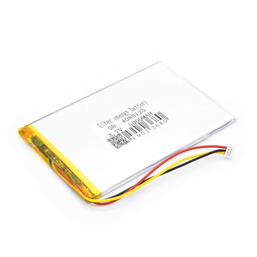 Lithium Polymer Battery - 5000mAh - Batteries