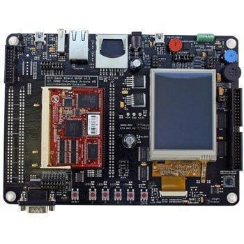 LPC2478 Developers Kit (32 bit bus) - NXP Dev Boards
