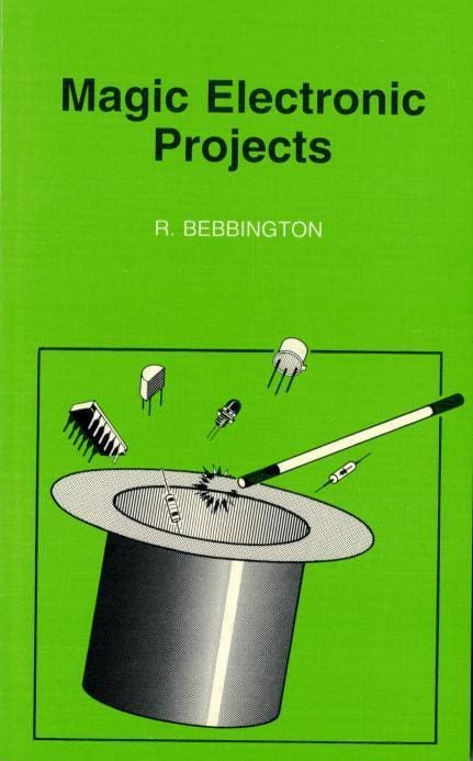 Magic Electronic Projects - Books