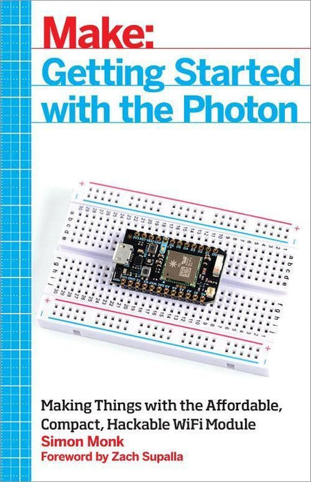 Make: Getting Started With The Photon - Books