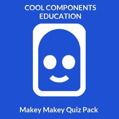 Makey Makey Quiz Pack - Education