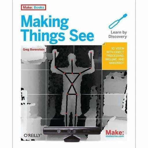Making Things See - Books