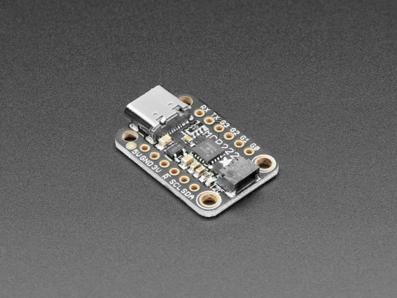 MCP2221A Breakout - General Purpose USB to GPIO ADC I2C (Stemma QT / Qwiic) - Breakout Boards
