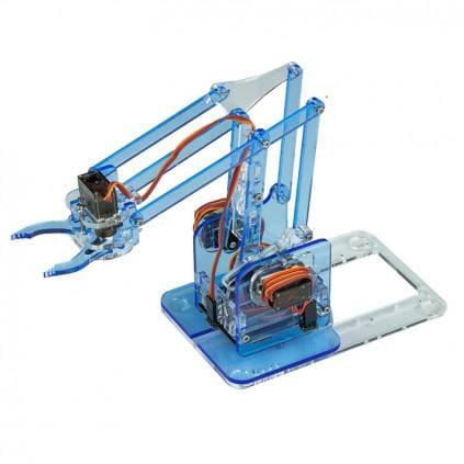 MeArm Pocket Sized Robot Arm - Kits