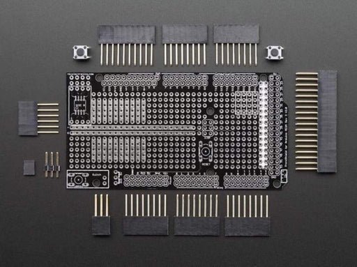 Mega Protoshield For Arduino (Id: 192) - Shields