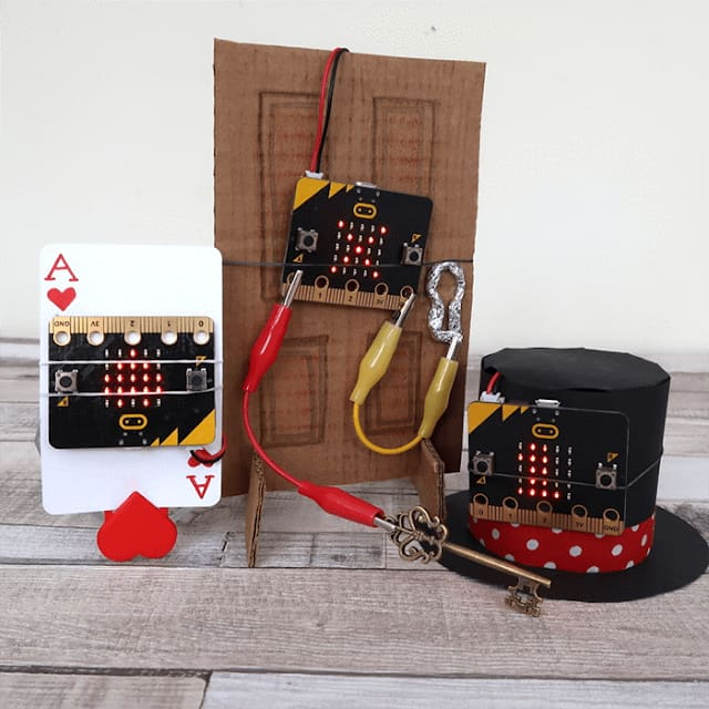 micro:bit In Wonderland - Coding & Craft with the BBC micro:bit - Books