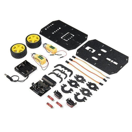 Micro:bot Kit (Kit-14216) - Kits