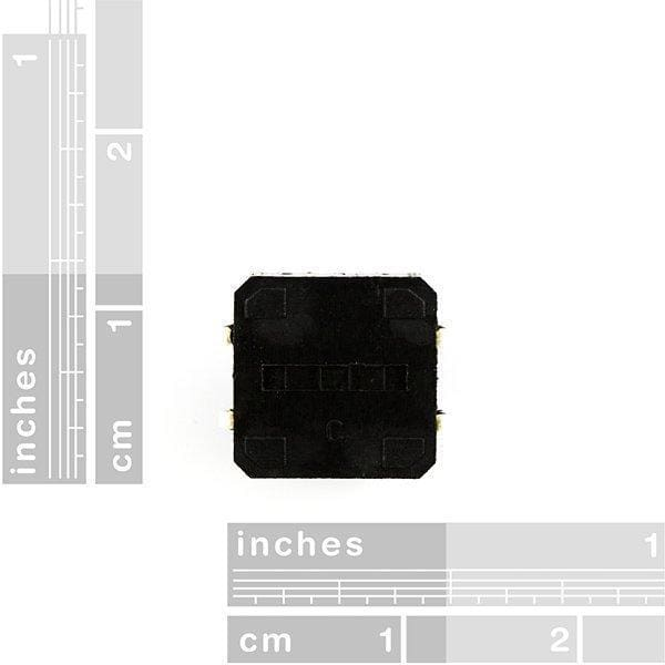 Momentary Push Button Switch - 12Mm Square - Switches