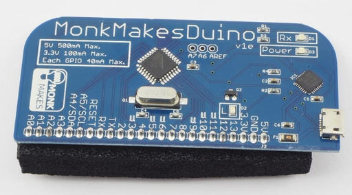 MonkMakesDuino (Single) - Arduino