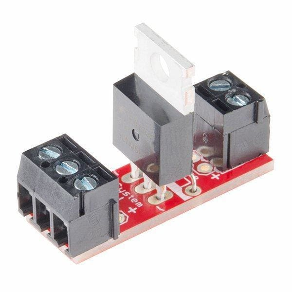 Mosfet Power Control Kit (Com-12959) - Other