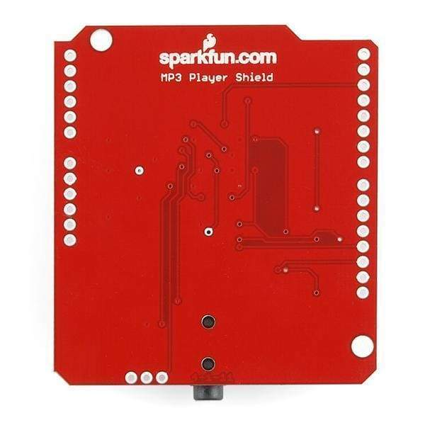 Mp3 Player Shield (Dev-12660) - Shields