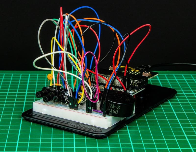Noise Pack For Kitronik Inventors Kit For The Bbc Micro:bit - Micro:bit
