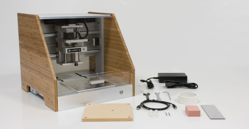 Nomad 883 Pro - High Performance Desktop Cnc Machine - Cnc