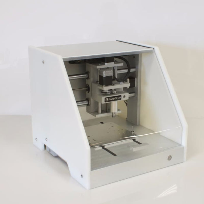 Nomad 883 Pro - High Performance Desktop Cnc Machine - White - Cnc