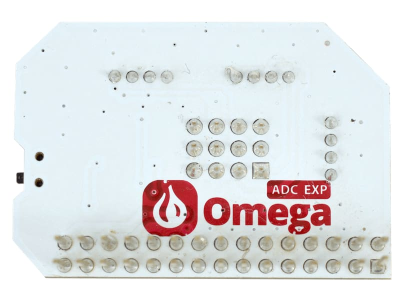 Omega Adc Expansion - Active Components