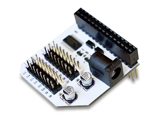 Omega2 Servo (Pwm) Expansion - Other