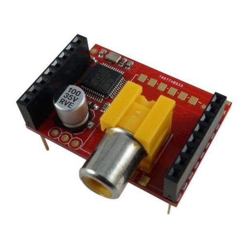 OpenMV Cam H7 TV Shield - Component