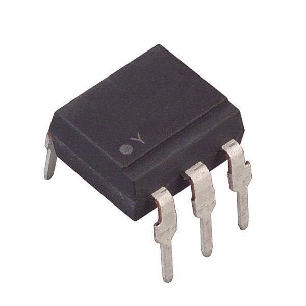 Opto Isolator 4N35 - Active Components