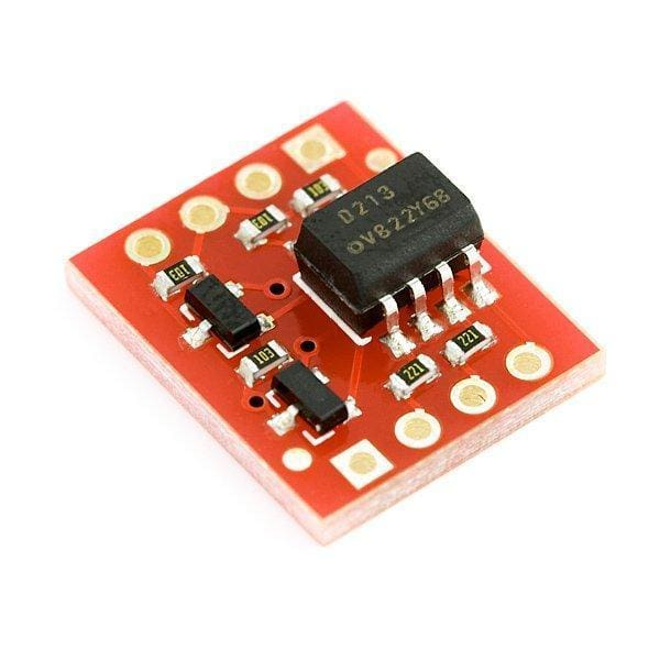 Opto-Isolator Breakout (Bob-09118) - Active Components