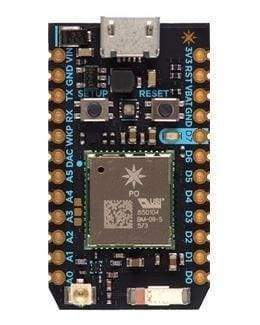 Photon Wi-Fi Development Board No Headers - Cortex Dev Boards
